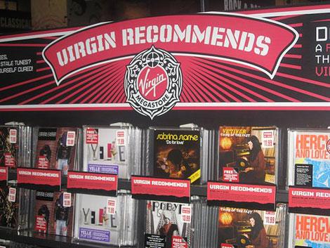 Virgin Store