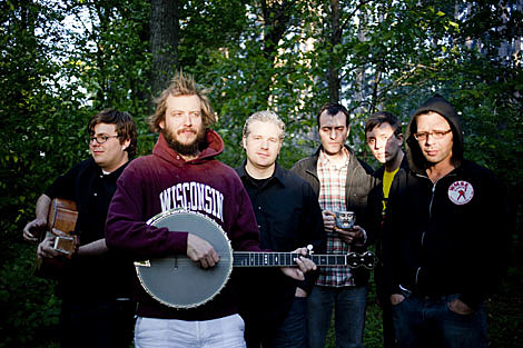 Image result for Bon Iver band