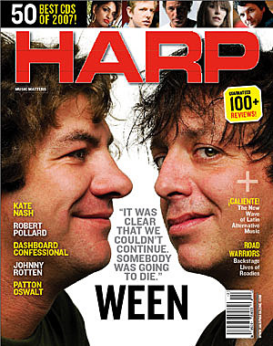 Harp Magazine