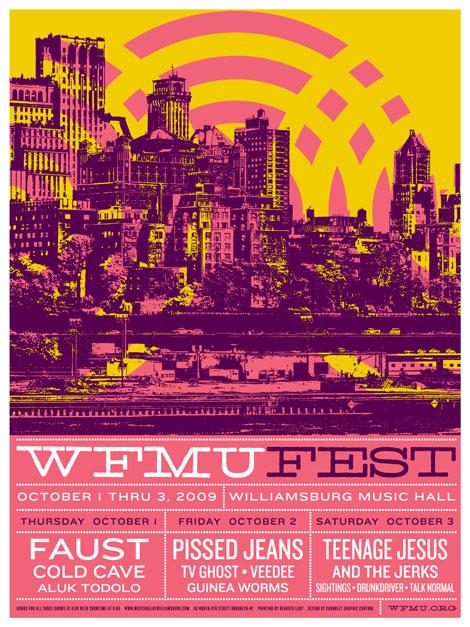 WFMU PosteR