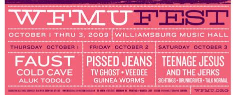 WFMU Fest
