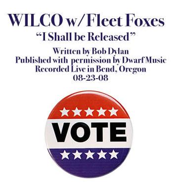 Wilco Fleet Foxes