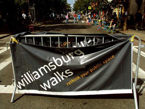 Williamsburg Walks