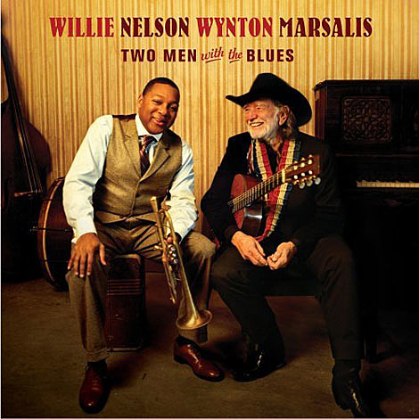 Willie Nelson and Wynton Marsalis