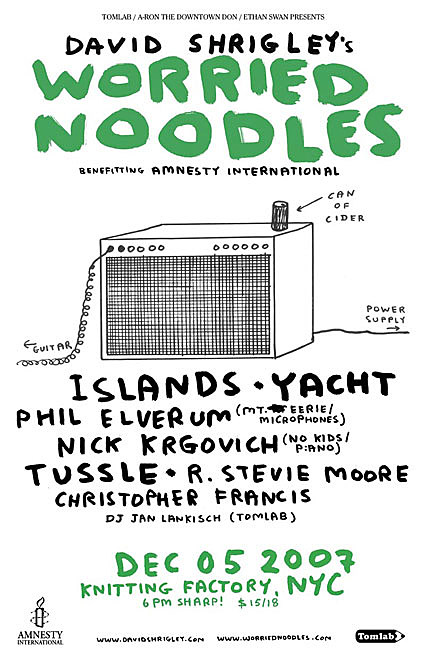 Worried Noodles