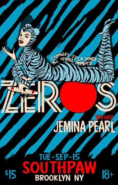 Jemina Pearl