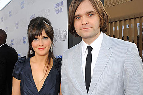 She And Him Christmas.Ben Gibbard Zooey Deschanel Getting Divorced And She
