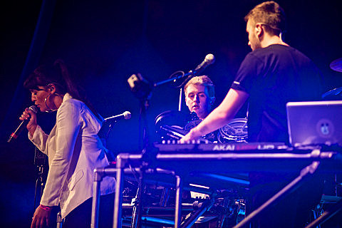Disclosure & TNGHT @ Central Park - 8/6/2013