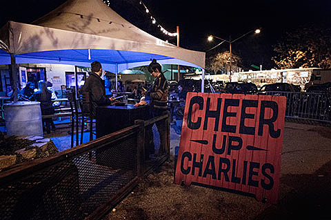 Free Week @ Cheer Up Charlies - 1/10/2014