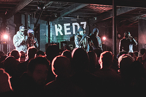 Turquoise Jeep, Pure Bathing Culture and more @ Red 7 - 1/27/2014