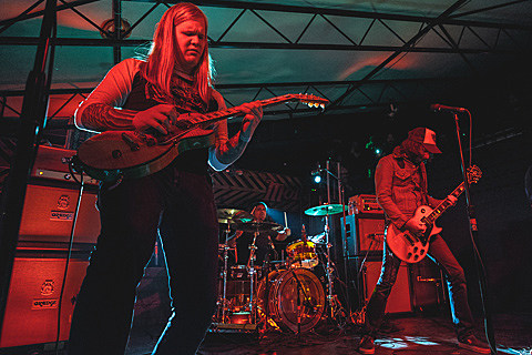 The Sword & Big Business @ Mohawk - 2/13/2014