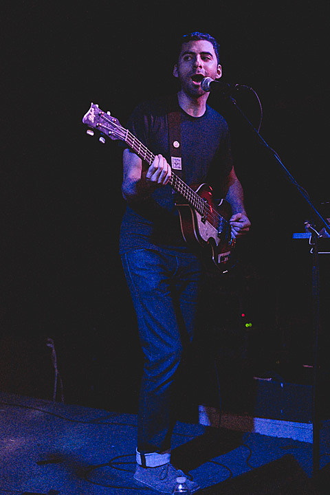 Hospitality, Air Waves, Modrag @ Red 7 - 2/17/2014