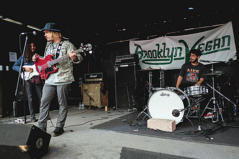 BrooklynVegan Day Show - Friday @ Red 7 - 3/14/2014 SXSW