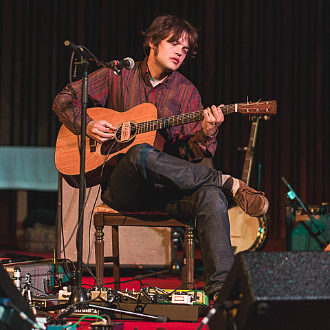 Daniel Rossen @ Central Presbyterian Church - 4/4/2014