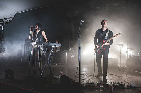Phantogram w/ TEEN @ Stubb's - 4/22/2014
