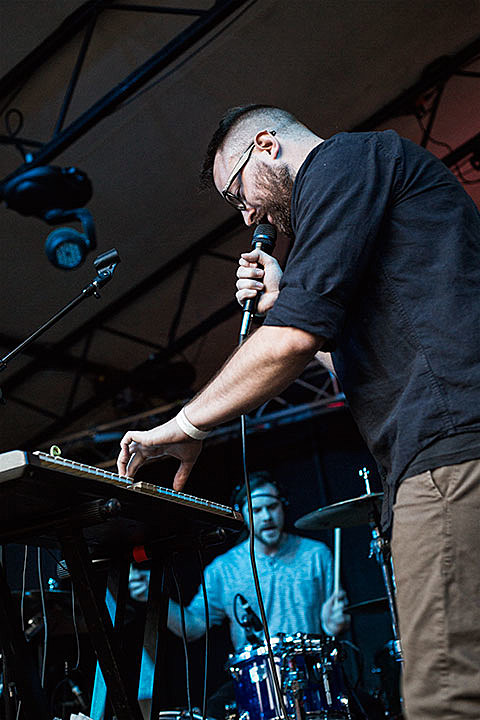 Future Islands @ Mohawk - 4/23/2014