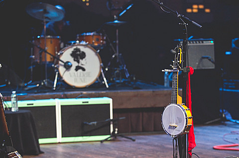 Valerie June taping an episode of Austin City Limits - 5/28/2014