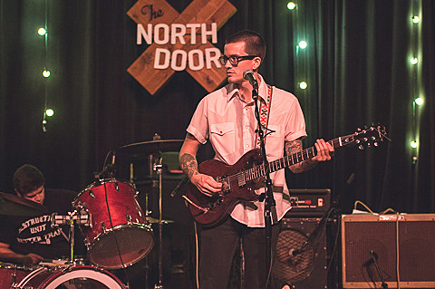 The Young, Sun God @ The North Door - 7/25/2014