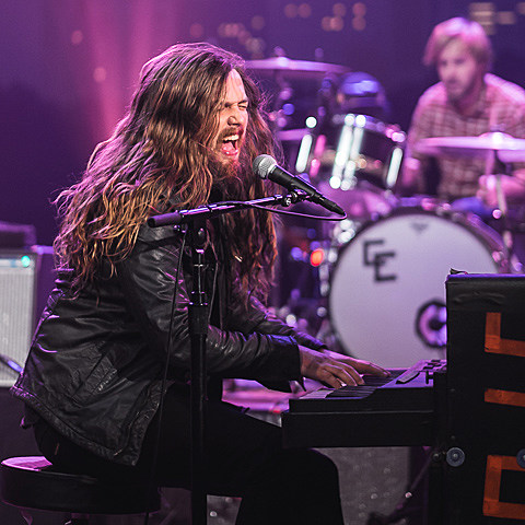 J Roddy Walston and The Business - ACL Live - 9/2/2014