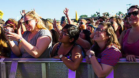 ACL Festival - Day 1 - Weekend 1 - 10/3/2014