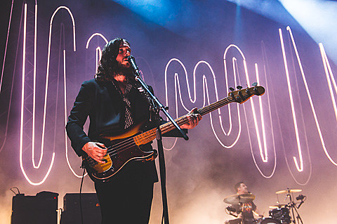 Arctic Monkeys & Mini Mansions @ Cedar Park Center - 10/28/2015