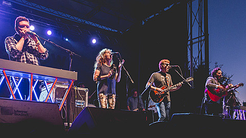 Fun Fun Fun Fest - Day 2 - Saturday - 11/8/2014