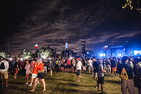 ACL Music Festival 2013 - Day 2 - 10/5/2013