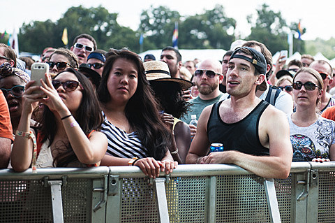 ACL Music Festival Week 2, Day 2 - 10/12/2013