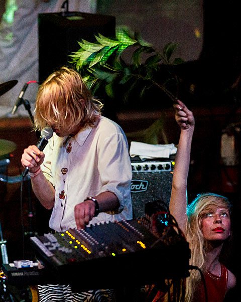Ariel Pink's Haunted Graffiti @ Mohawk - 6/18/2013