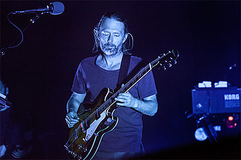 Atoms For Peace @ The Moody Theater - 10/13/2013
