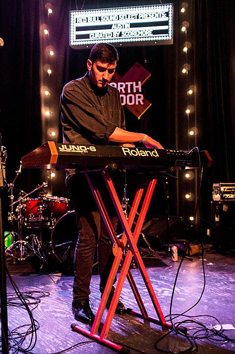 Bagheera @ The North Door - 4/19/2013
