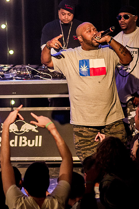 Bun B @ The North Door - 4/19/2013