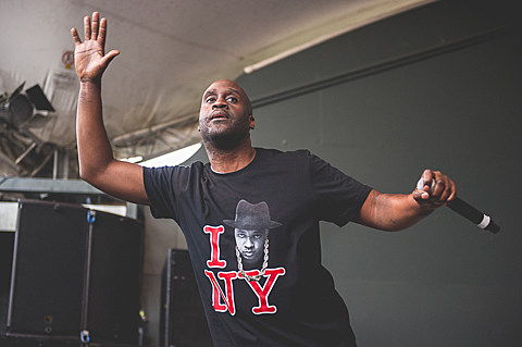 De La Soul @ Stubb's for Kings of the Mic Tour - 7/2/2013