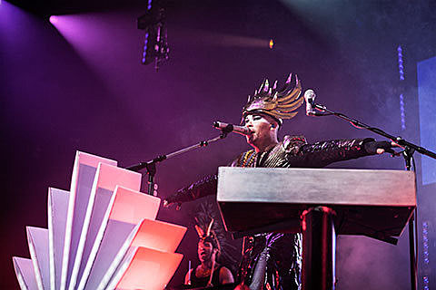 Empire of the Sun @ The Moody Theater - 8/1/2013