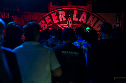 Feral Future @ Beerland - 4/6/2013