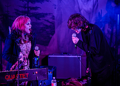 Unknown Mortal Orchestra, Foxygen, and Wampire @ Emo's - 2/20/2013
