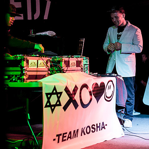 Kosha Dillz @ Red 7 - 5/4/2013