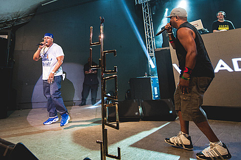 LL Cool J @ Stubb's for Kings of the Mic Tour - 7/2/2013