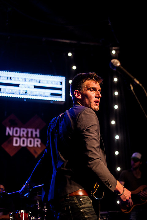 Max Frost @ The North Door - 4/19/2013
