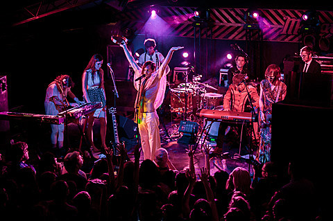 Of Montreal @ The Mohawk - 5/6/2013