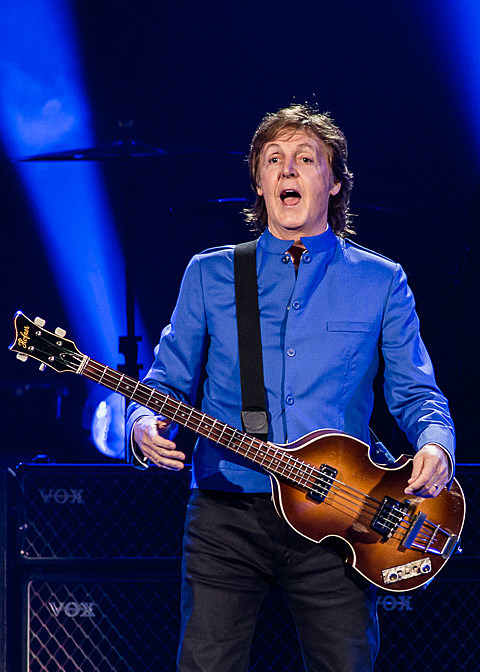 Paul McCartney Played The Erwin Center Again Night 2 Pics