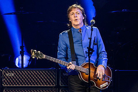 Paul McCartney Confirmed For Firefly Music Fest 2015 Lineup