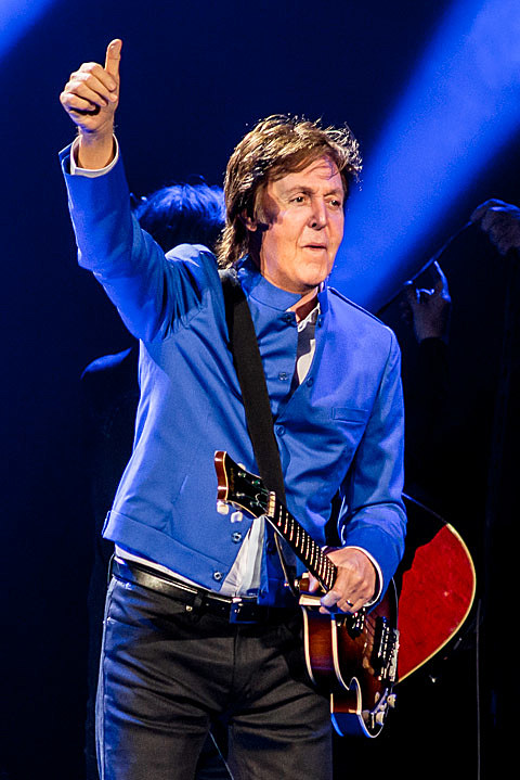 Paul McCartney asks Russian officials to free Pussy Riot