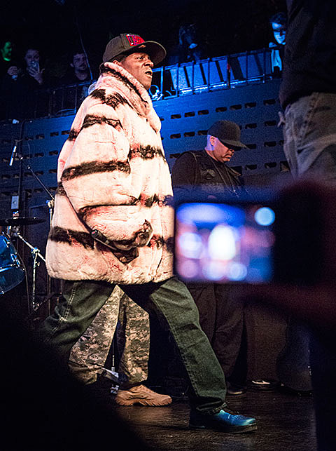 Public Enemy @ Mohawk - 12/28/2013