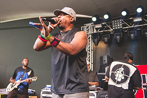 Public Enemy @ Stubb's for Kings of the Mic Tour - 7/2/2013