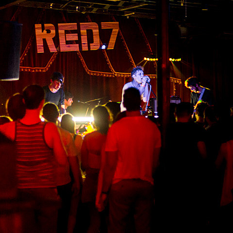 Small Black @ Red 7 - 6/18/2013