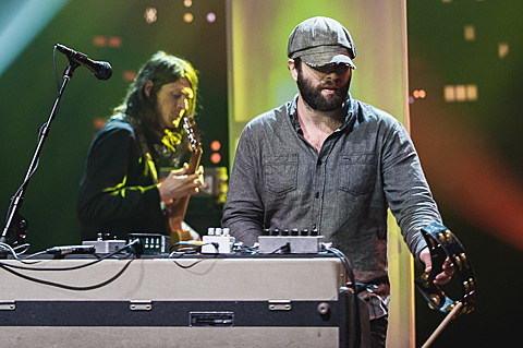 The Black Angels taping for Austin City Limits - 8/28/2013
