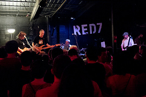 The Bats @ Red 7 - 5/30/2013