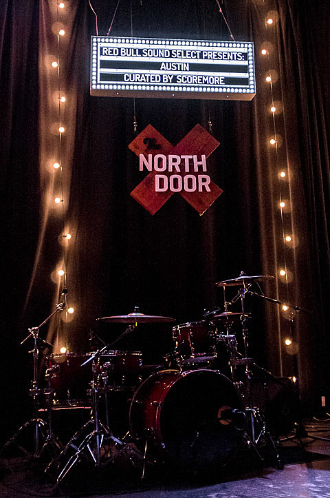 The Digital Wild @ The North Door - 4/19/2013