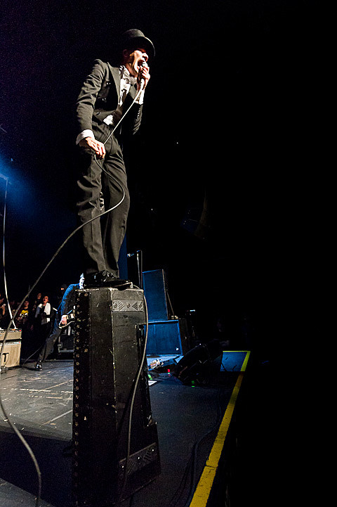 The Hives @ Emo's - 2/20/2013